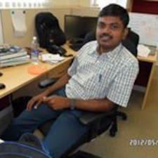 Sasitharan User Profile