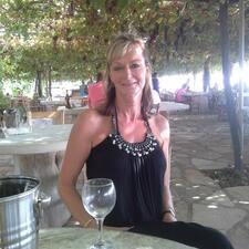 Collette felhasználói profilja