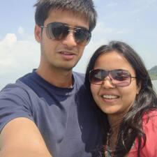 Rahul & Shalini是房东。