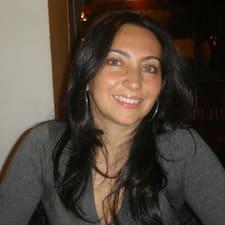 Användarprofil för Sofia