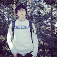 Profil utilisateur de Naoto