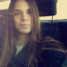 Gebruikersprofiel Rocío