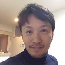 Tetsu felhasználói profilja