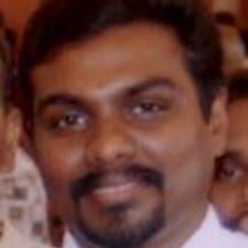 Saravanan Brukerprofil
