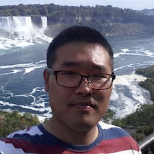 Användarprofil för Chong