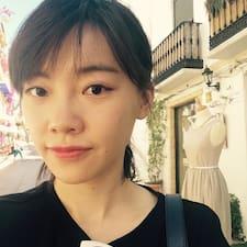 Profil utilisateur de Jingxin