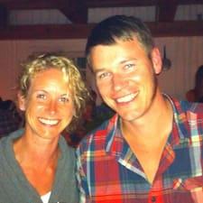 Kelly & Damien User Profile