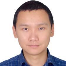 Användarprofil för Manjiang