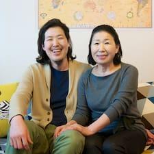 Yong & Suk est l'hôte.