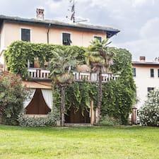La Villa Del Lago est l'hôte.