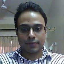 Perfil de usuario de Rajesh