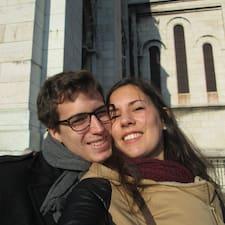 Pauline & Antoine User Profile