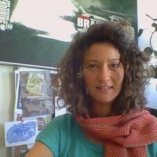 Lydiane felhasználói profilja