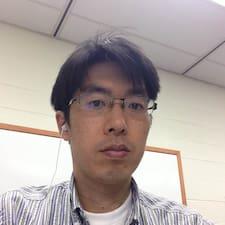 Perfil de usuario de Koji