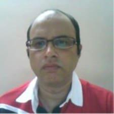 Nutzerprofil von Aravinda