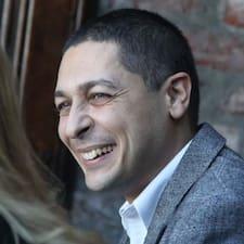 M. Bengü的用戶個人資料