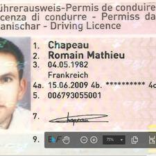 Romain User Profile