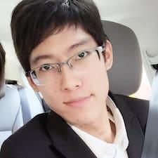 Perfil do utilizador de Weifeng