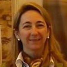Perfil do utilizador de María José