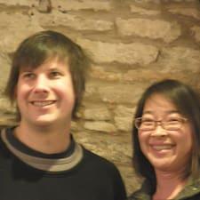 Aya & Billy User Profile