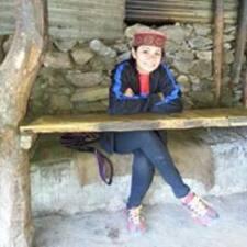 Profil utilisateur de Marisha
