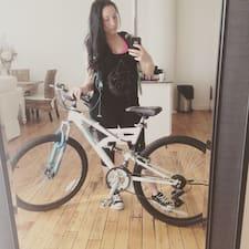 Anne Marie - Uživatelský profil