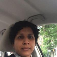 Perfil do utilizador de Priyanka