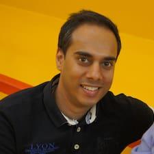Gebruikersprofiel Ajay