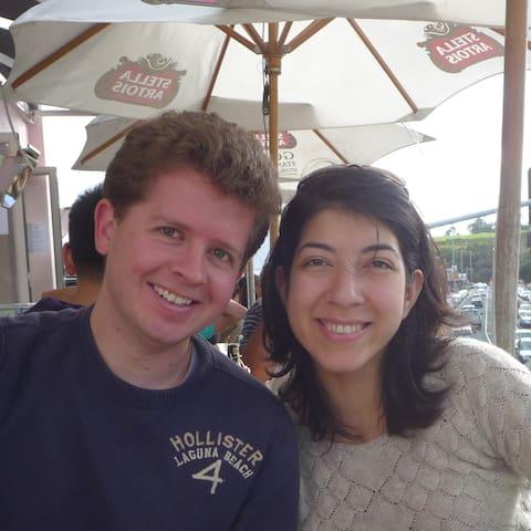 Sheri and Chris