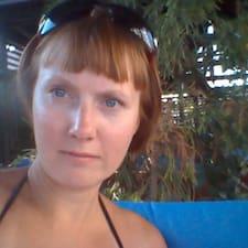 Елена Кошеленко, Маргарита Кошеленк felhasználói profilja