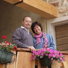 Profil utilisateur de Nicoletta&Stefano