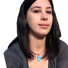 Profil utilisateur de Oriana