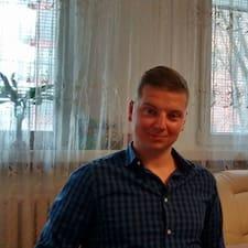 Rafał ist der Gastgeber.
