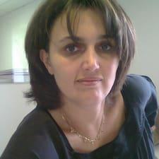 Lila Brukerprofil