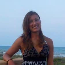 Jenna felhasználói profilja