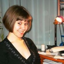 Gebruikersprofiel Elvira