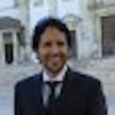 Henkilön José Luís käyttäjäprofiili