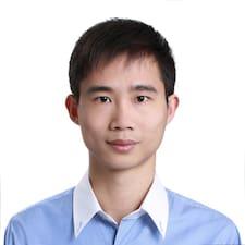 โพรไฟล์ผู้ใช้ Jiaxin