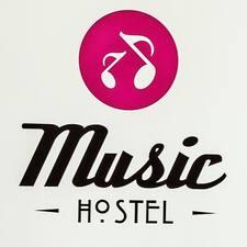 Användarprofil för Music Hostel