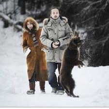 Jon & Maja