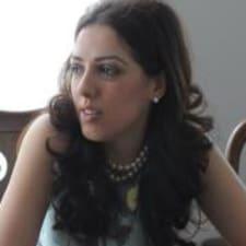 Mehrak User Profile
