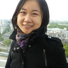 Gebruikersprofiel Sandra Jing
