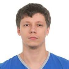 Perfil do utilizador de Alexey