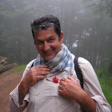 Perfil de l'usuari François