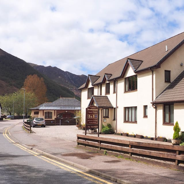 Guidebook for Ballachulish