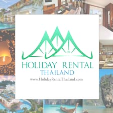 Holidayrentalthailand is the host.