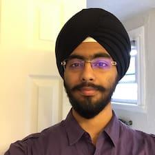 Gebruikersprofiel Ripudaman Singh