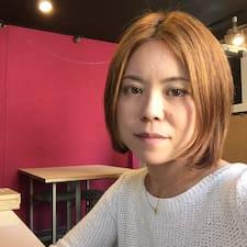 Mutsumi ist der Gastgeber.