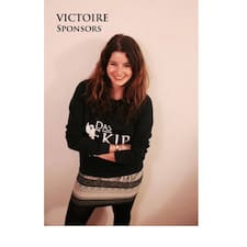 Nutzerprofil von Victoire