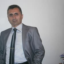 Ahmet User Profile